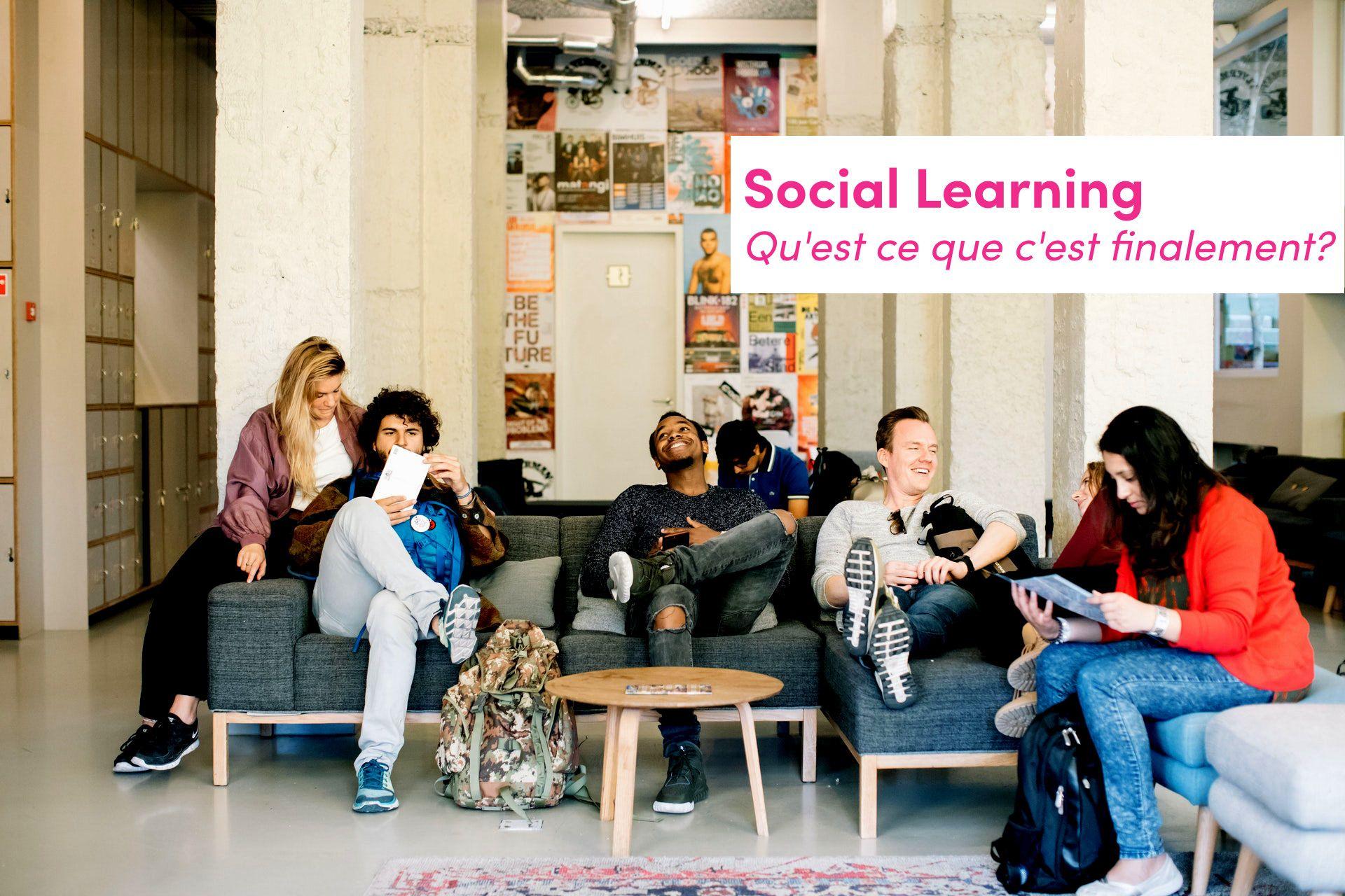 Finalement quest ce que le social learning