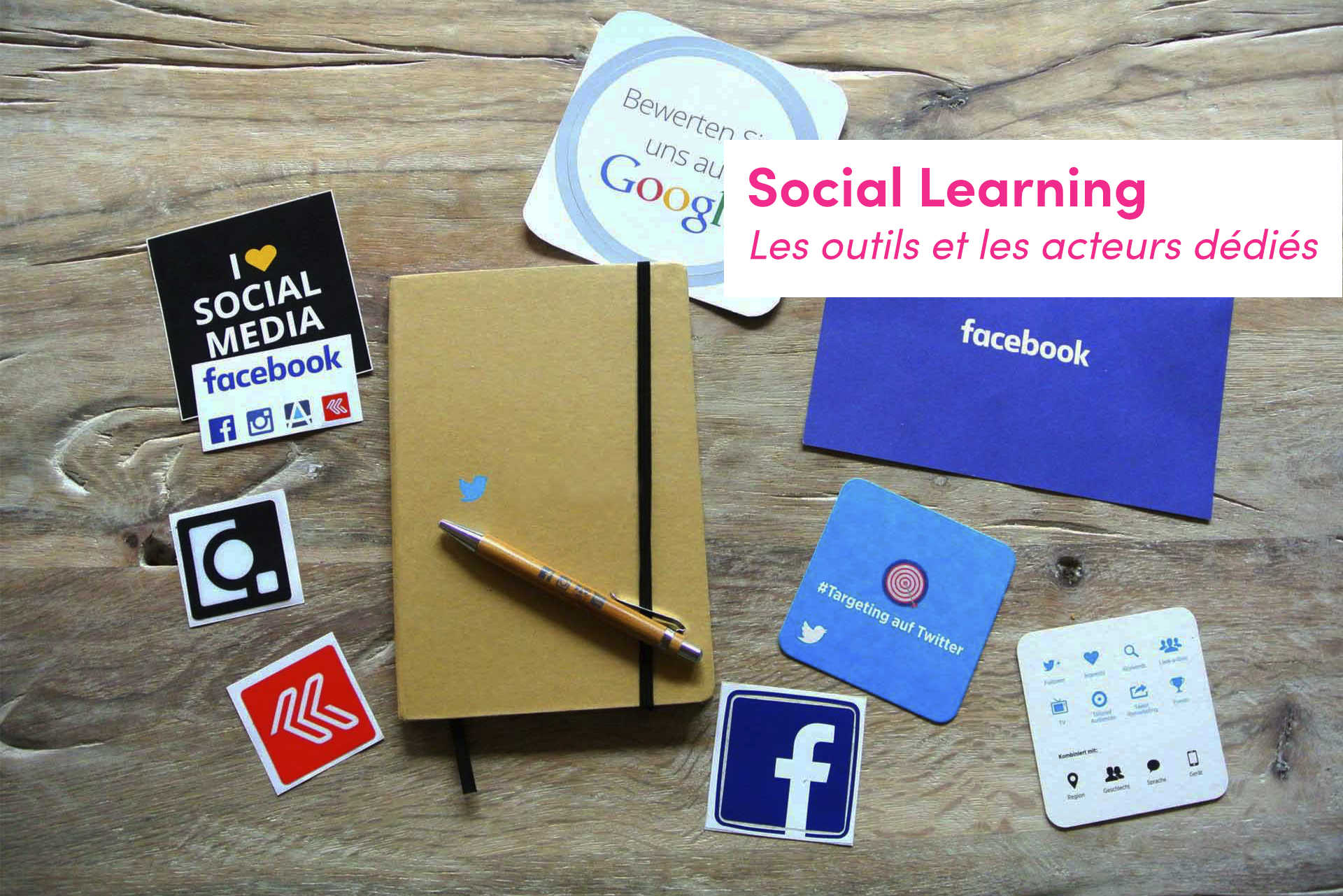 outils social learning digital learning