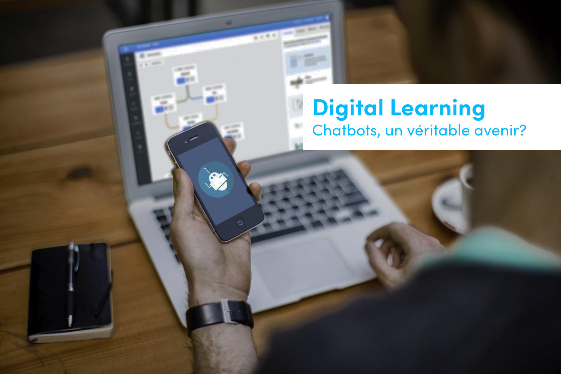 avenir de la formation entre chatbot et digital learning