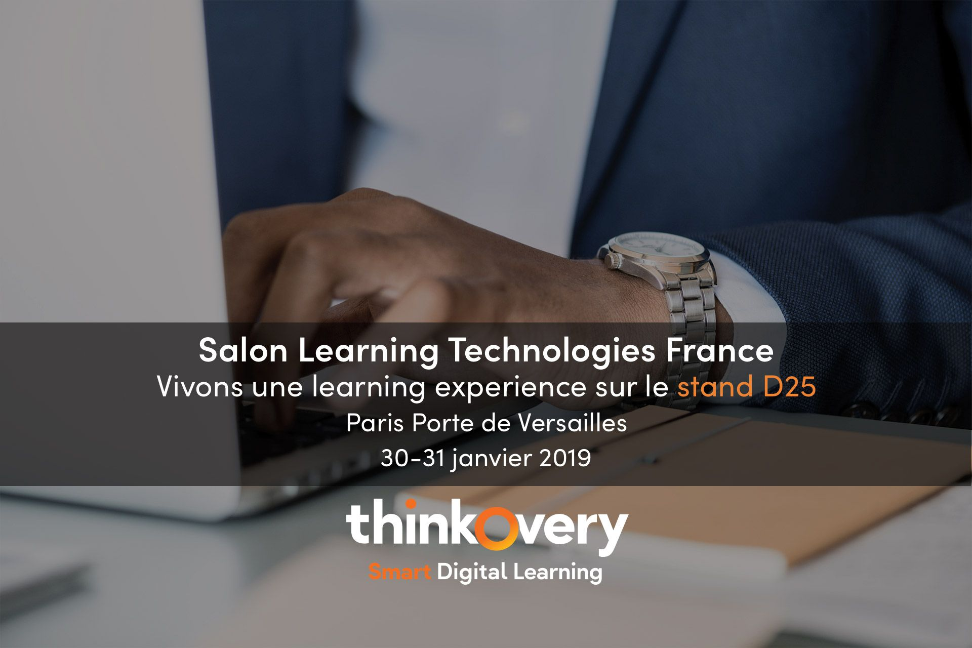 thinkovery au learning technologies 2019