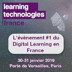 Evénement n°1 du Digital Learning en France, ce salon s'adresse à tous les professionnels impliqués dans la formation en entreprise.