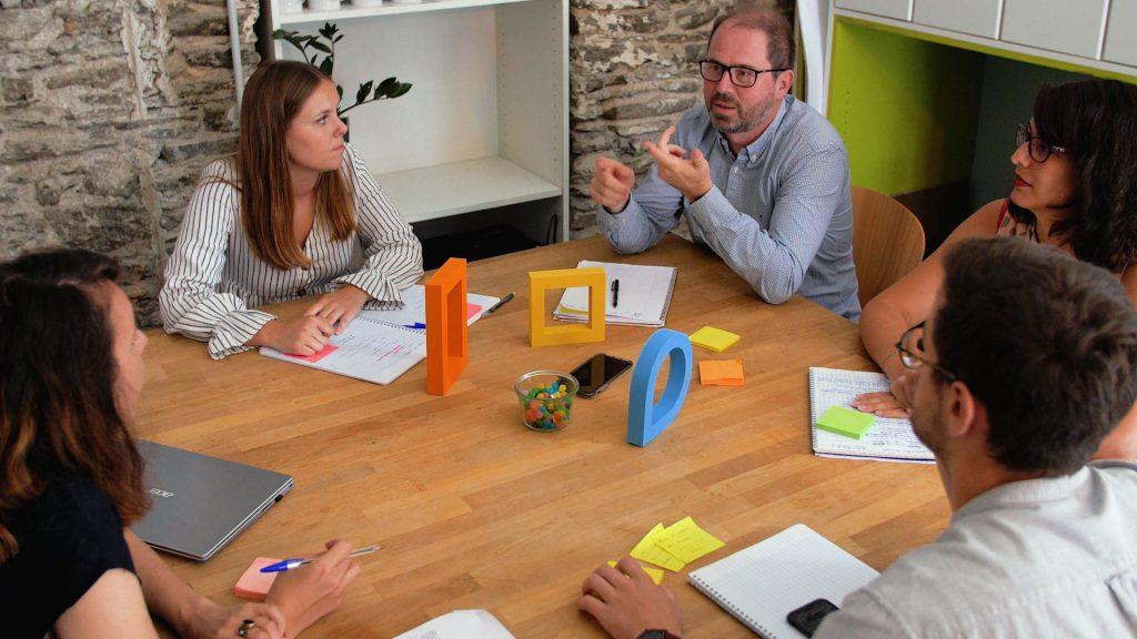 Design thinking Thinkovery