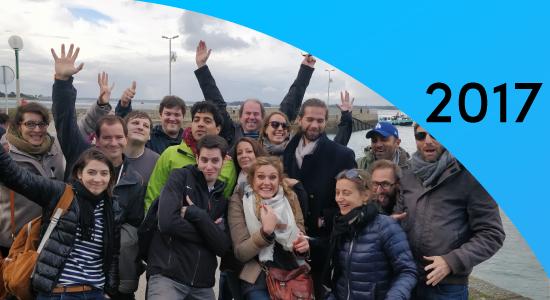 En 2017, 10 nouveaux collaborateurs ont rejoint l'aventure Thinkovery, plus de 600 vidéos, infographies et présentations interactives ont été crées.