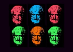 Selon Aristote, ce qui relève de mon expérience pure, de la répétition de certains gestes, ce que l'on résume comme étant mon savoir-faire ou mon savoir-être, ne peut se transmettre tel quel, pas plus que ma vie intérieure ou mes émotions. Il faut, au préalable, extraire de cette expérience un jugement, une loi, une démarche extérieure que je pourrai ensuite transmettre.